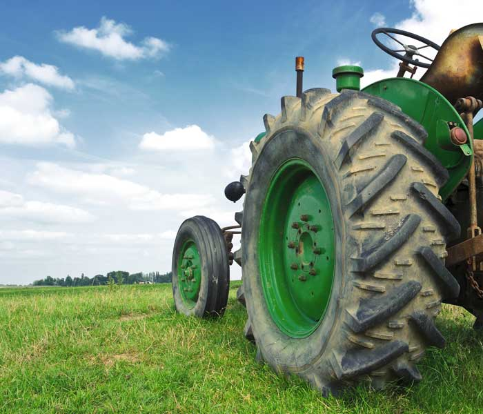Agricultural & Commercial Tyres