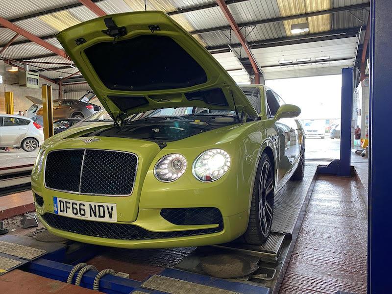 MOT & SERVICE PACKAGE - Bentley