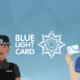 D&D Tyres Blue Light Card